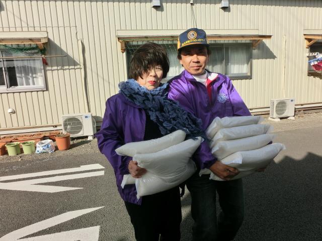 第4回東日本大震災支援活動①