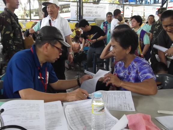 第38回 日本・フィリピン合同医療奉仕活動⑥