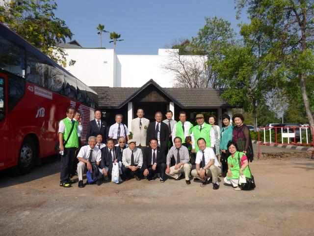 松本中央LC・名古屋中村LCとの合同事業「タイ国学校建設」事業
