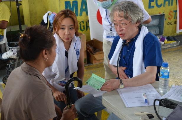 第38回 日本・フィリピン合同医療奉仕活動①