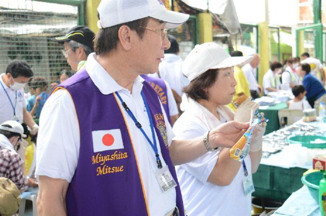 第38回 日本・フィリピン合同医療奉仕活動②